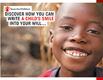 Save the Children - Gifts in Wills booklet