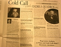Cold Call with Andrea Quadros