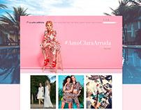 Clara Arruda - Projeto UX