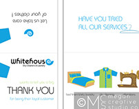 Dry Cleaners Marketing Materials