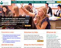Bellevue Schools Foundation Website