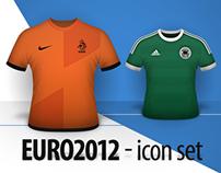 EURO2012 - icon set