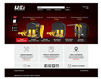 UEi website