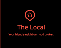 The Local- Web Application