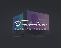 Fabrica - Online clothing store