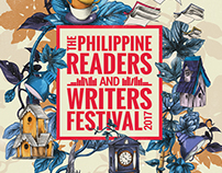 The Philippine Readers and Writers Festival 2017