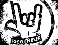 PHOBB - RIP with beer