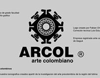 Arcol arte colombiano