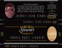 De Rubeis Gourmet Pasta - Package (1991)