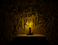 """Save Us from the Darkness"" - Ludum Dare 32"
