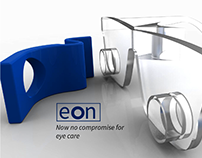 Eon eye drop aid