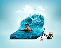 Isometric Tsunami