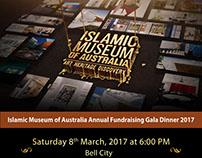 IMA Gala Dinner 2017 Branding