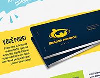 Braços Abertos Brasil - Campanha