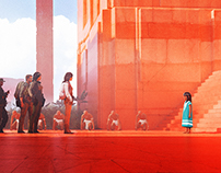 Ancient Civilizations: Lost & Found - Keyframe Concept