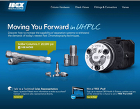 IDEX Health & Science // UHPLC Microsite