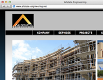 Allstate Engineering Website