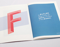 Typography Font book