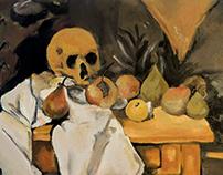 Master Copy--Cezanne
