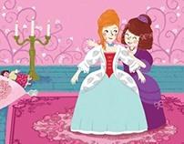 Princesse ! Olympe et Charles à la cour du roi (Belin)