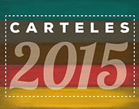 Carteles 2015