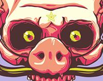 Skull Swine