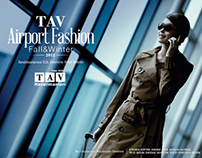 """TAV Airport Fashion"" - Advertising Retouching"