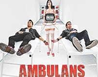 AMBULANS Band, Album Design & Photo shoots