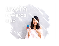 uwin Rewards App