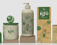 KIJO Cosmetic Package Design