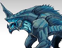 Alien Creature Designs