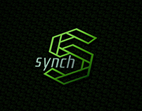 Synch - Logo project for research company