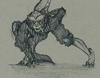Character Design (Husk)
