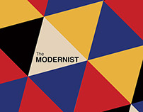 """The Modernist"" 8-Page Brochure"