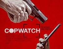 Copwatch Theatrical Key Art Design