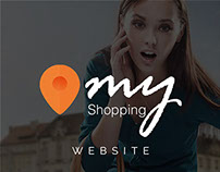 My Shopping website