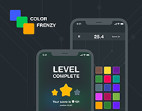Color Franzy Game