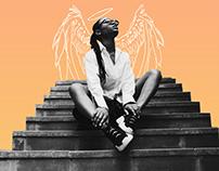Angel: A Doodling Experiment