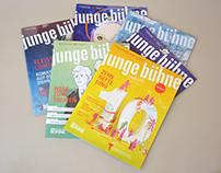 Junge Bühne Theatre Magazine