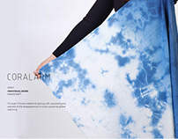 CORALARM - coral alarm dyeing craft