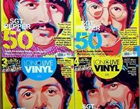 Long Live Vinyl Cover/s