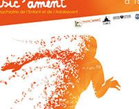 Affiche pour Music'ament