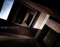 Frank Lloyd Wright-Robie House