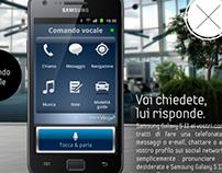 Samsung Galaxy S II minisite.