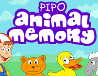 PIPO ANIMAL MEMORY apps