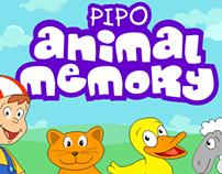PIPO ANIMAL MEMORY apps
