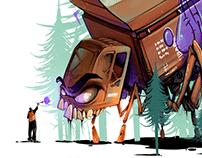 digital illustration #2
