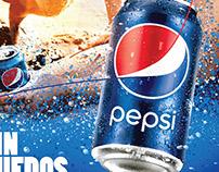 Línea Gráfica Verano -Pepsi