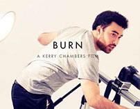Burn: A Visual & Auditory Exploration