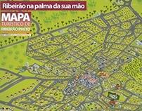 Mapa Ribeirão Preto